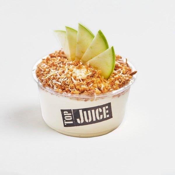 Apple Crumble Mix Yoghurt