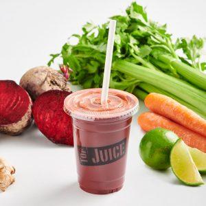 Red Rush Veggie Juice