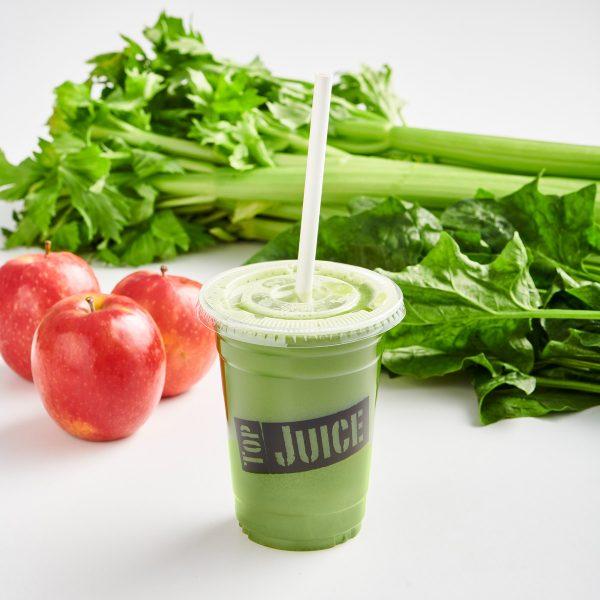Minty Mix Veggie Juice