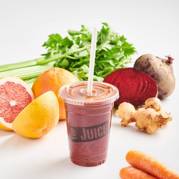 Ruby Green Veggie Juice