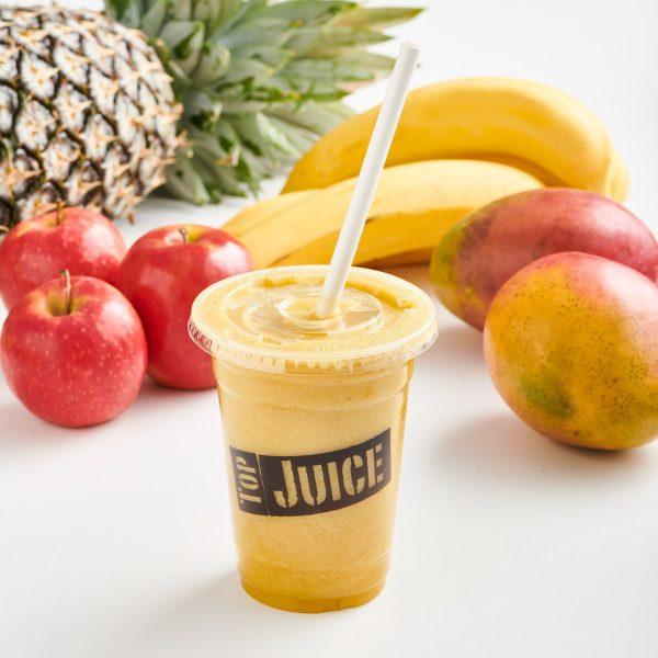 Easy Tropical Fruit Juice