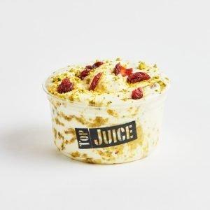 Pistachio Cranberry Yoghurt