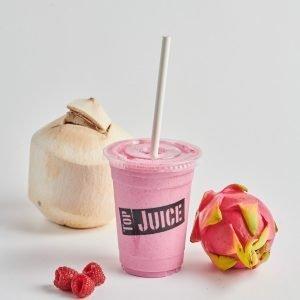 Pink Dragon Dairy Free Smoothie