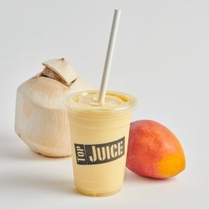 Mighty Mango Dairy Free Smoothie