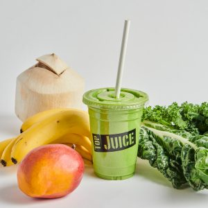 Jungle Green Dairy Free Smoothie