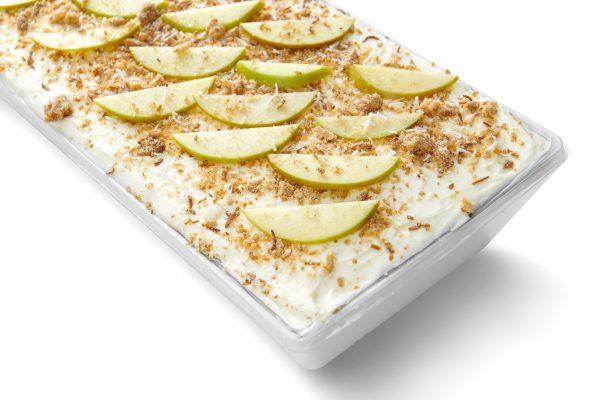 Apple Crumble Yoghurt Top Juice