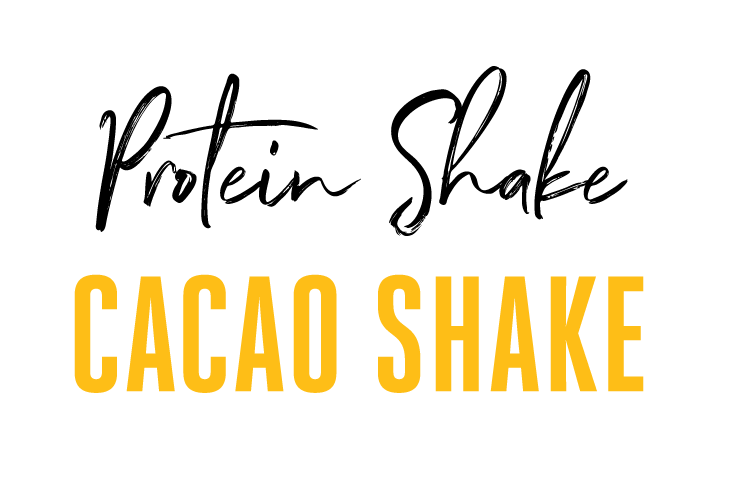 Protein Cacao Shake